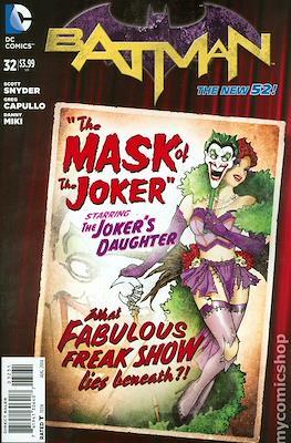 Batman Vol. 2 (2011-2016 Variant Covers) (Comic Book) #32