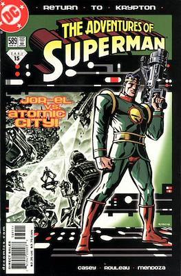 Superman Vol. 1 / Adventures of Superman Vol. 1 (1939-2011) (Comic Book) #589
