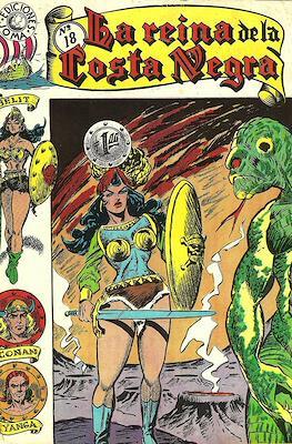 La Reina de la Costa Negra (2ª época - Grapa) #18