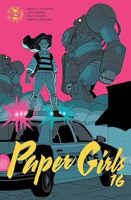 Paper Girls (Comic-book) #16