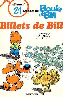 Boule et Bill (Cartonné) #21
