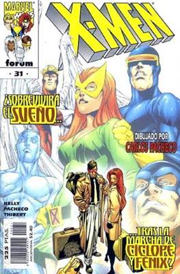 X-Men Vol. 2 / Nuevos X-Men (1996-2004) (Grapa 24 pp) #31