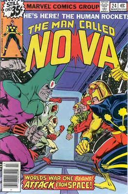 Nova Vol 1 (Comic Book. 1976 - 1979) #24