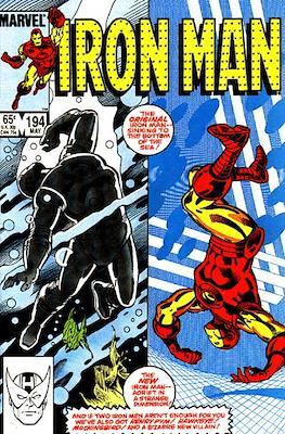 Iron Man Vol. 1 (1968-1996) (Comic book) #194