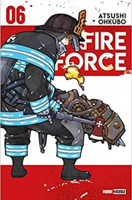 Fire Force (Rústica) #6