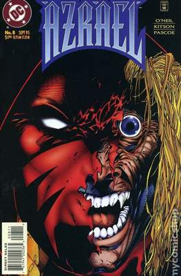 Azrael: Agent of the Bat (1995-2003) (Grapa) #8