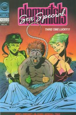 Elementals Sex Special (1991-1993) (Comic Book) #3