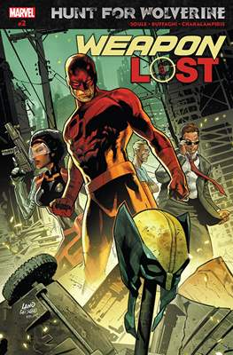 Hunt for Wolverine: Weapon Lost (Comic Book) #2