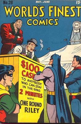 World's Finest Comics (1941-1986) (Comic Book) #28