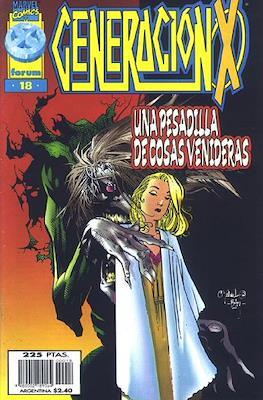 Generación-X Vol. 2 (1996-2000) (Grapa 24 pp) #18