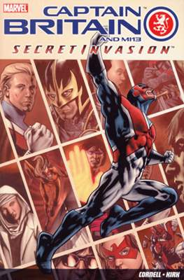 Captain Britain and MI13 (Softcover) #1