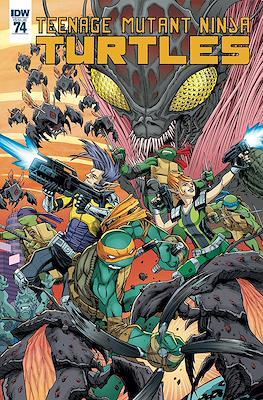 Teenage Mutant Ninja Turtles (2011-...) #74