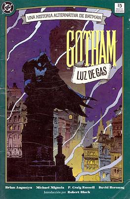 Gotham. Luz de gas