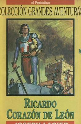 Colección Grandes Aventuras (Grapa) #8