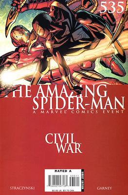 The Amazing Spider-Man Vol. 2 (1999-2014) (Comic-Book) #535