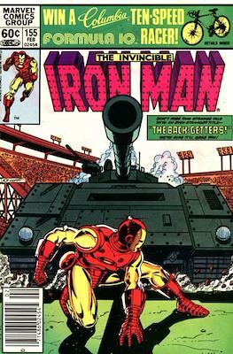 Iron Man Vol. 1 (1968-1996) (Comic book) #155