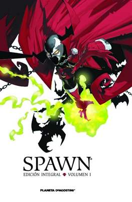 Spawn Edición Integral (Cartoné, 344-416 pp) #1