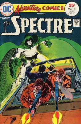 New Comics / New Adventure Comics / Adventure Comics (1935-1983; 2009-2011) (Saddle-Stitched) #440