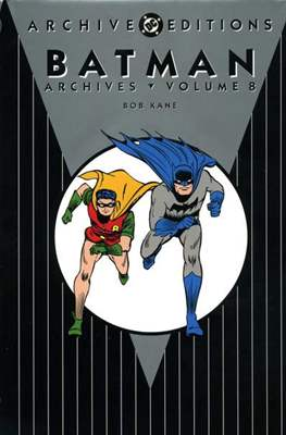 DC Archive Editions. Batman (Hardcover) #8