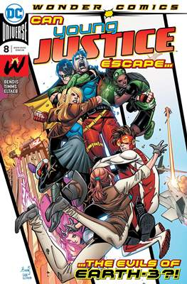 Young Justice (2019-) (Comic Book) #8