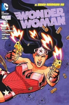 Wonder Woman (Rústica) #2