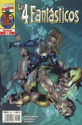 Los 4 Fantásticos Vol. 3 (1998-2001). Heroes Return (Grapa 24-48 pp) #32