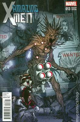 Amazing X-Men Vol. 2 (Variant Covers) #13