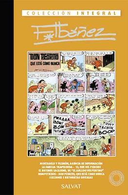 Colección Integral F.Ibáñez (Cartoné 200 pp) #39