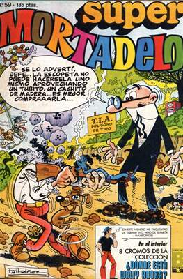 Super Mortadelo (Grapa, 52 páginas (1987)) #59