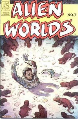 Alien Worlds (Comic-Book) #3