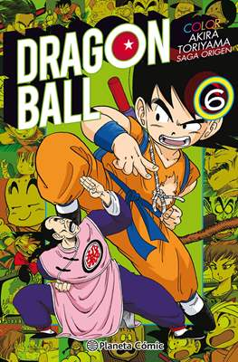 Dragon Ball Color: Saga origen (Rústica con sobrecubierta) #6
