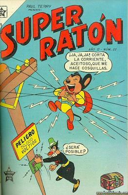 El Super Ratón (Grapa) #22