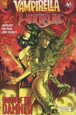 Vampirella / Witchblade: Union of the Damned (2004)