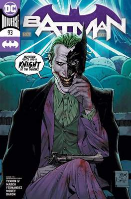 Batman Vol. 3 (2016-) #93