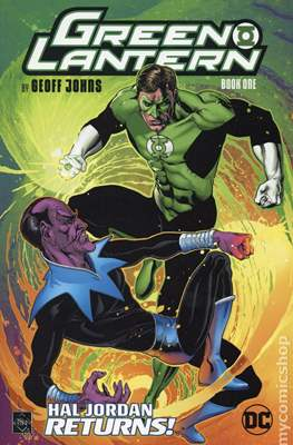 Green Lantern by Geoff Johns (Softcover 400 pp) #1