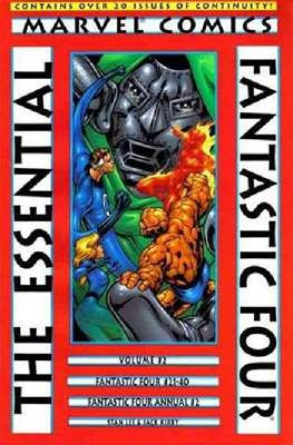 The Essential Fantastic Four (Softcover) #2