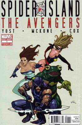Spider Island: The Avengers