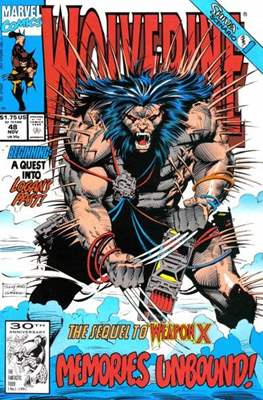 Wolverine (1988-2003) (Comic Book) #48