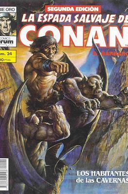 La Espada Salvaje de Conan Vol. 1. 2ª edición (Grapa. 64 páginas) #24