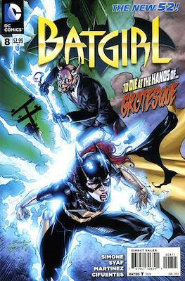 Batgirl Vol. 4 (2011-2016) (Comic-Book) #8