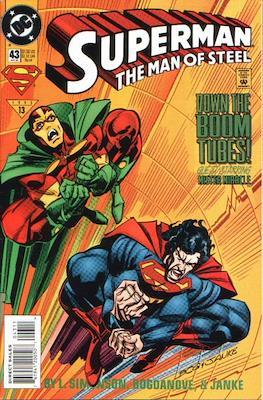 Superman: The Man of Steel (Comic book) #43