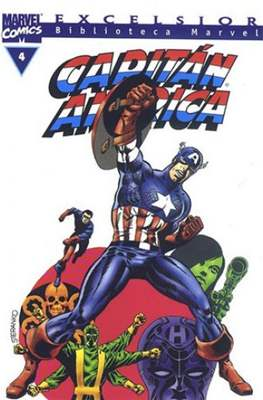 Biblioteca Marvel: Capitán América (1999-2000) #4