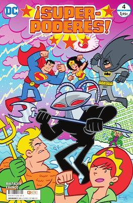 ¡Super-poderes! (Grapa) #4