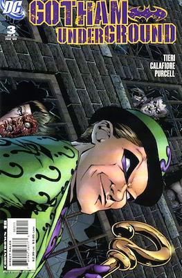 Gotham Underground #3