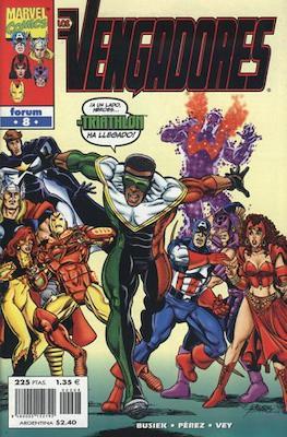 Los Vengadores vol. 3 (1998-2005) (Grapa. 17x26. 24 páginas. Color. (1998-2005).) #8