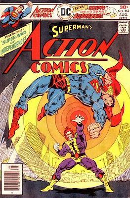 Action Comics Vol. 1 (1938-2011; 2016-) (Comic Book) #462