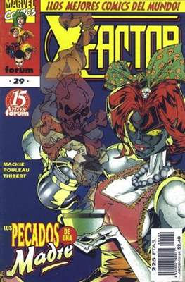 X-Factor Vol. 2 (1996-1999) (Grapa 24 pp) #29