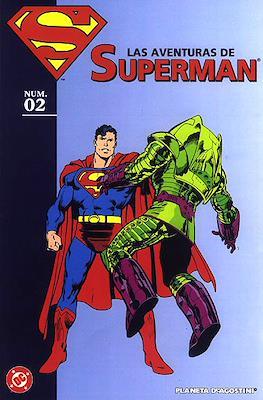 Las aventuras de Superman (2006-2007) (Rústica 96 páginas) #2