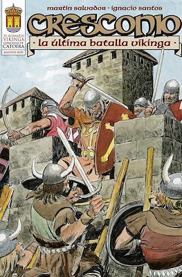 Cresconio. La última batalla vikinga