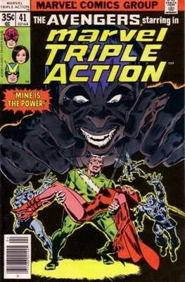 Marvel Triple Action Vol 1 (Comic-book.) #41